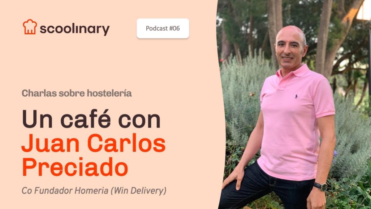 Un café con Juan Carlos Preciado