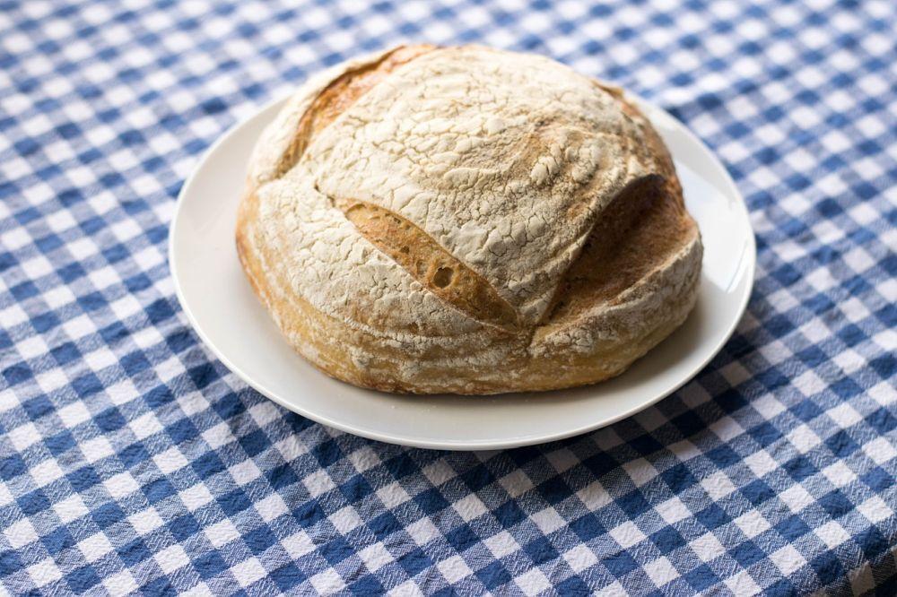 Pan de masa madre, pan con alma