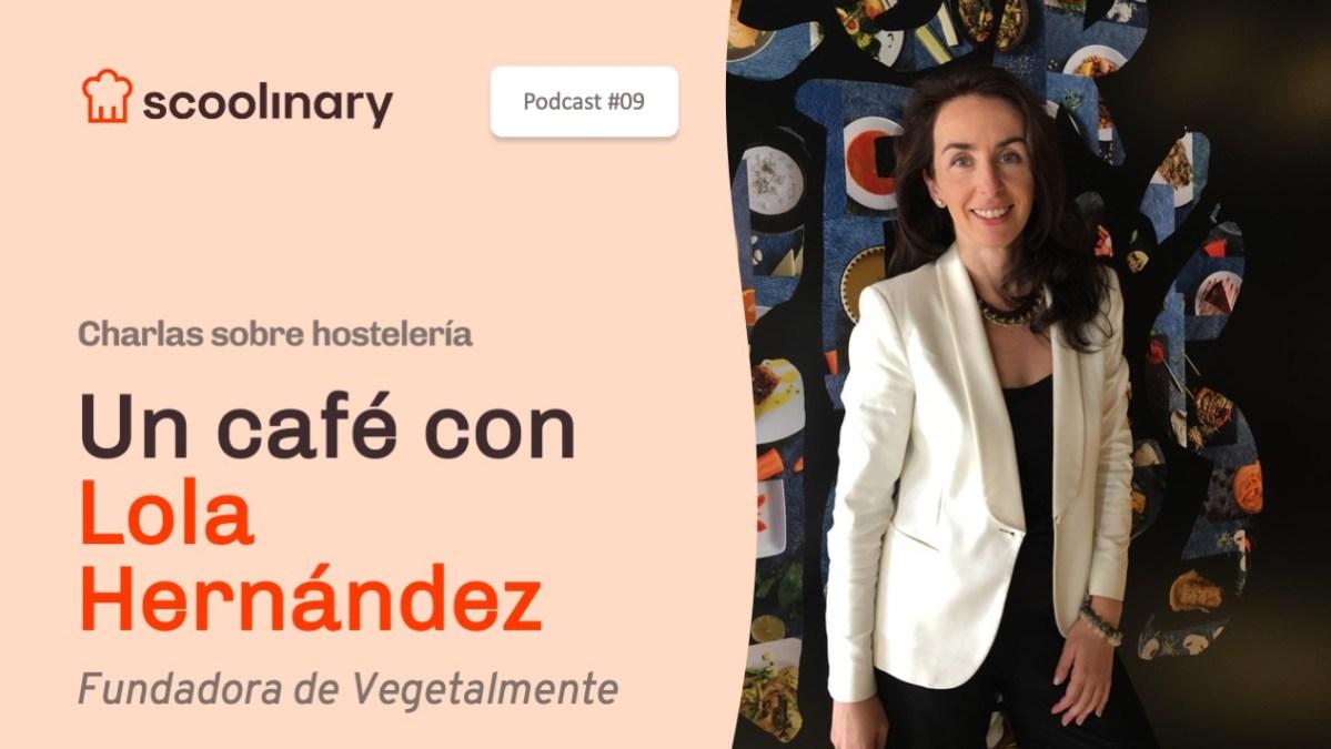 Un café con Lola Hernández, consultora vegana