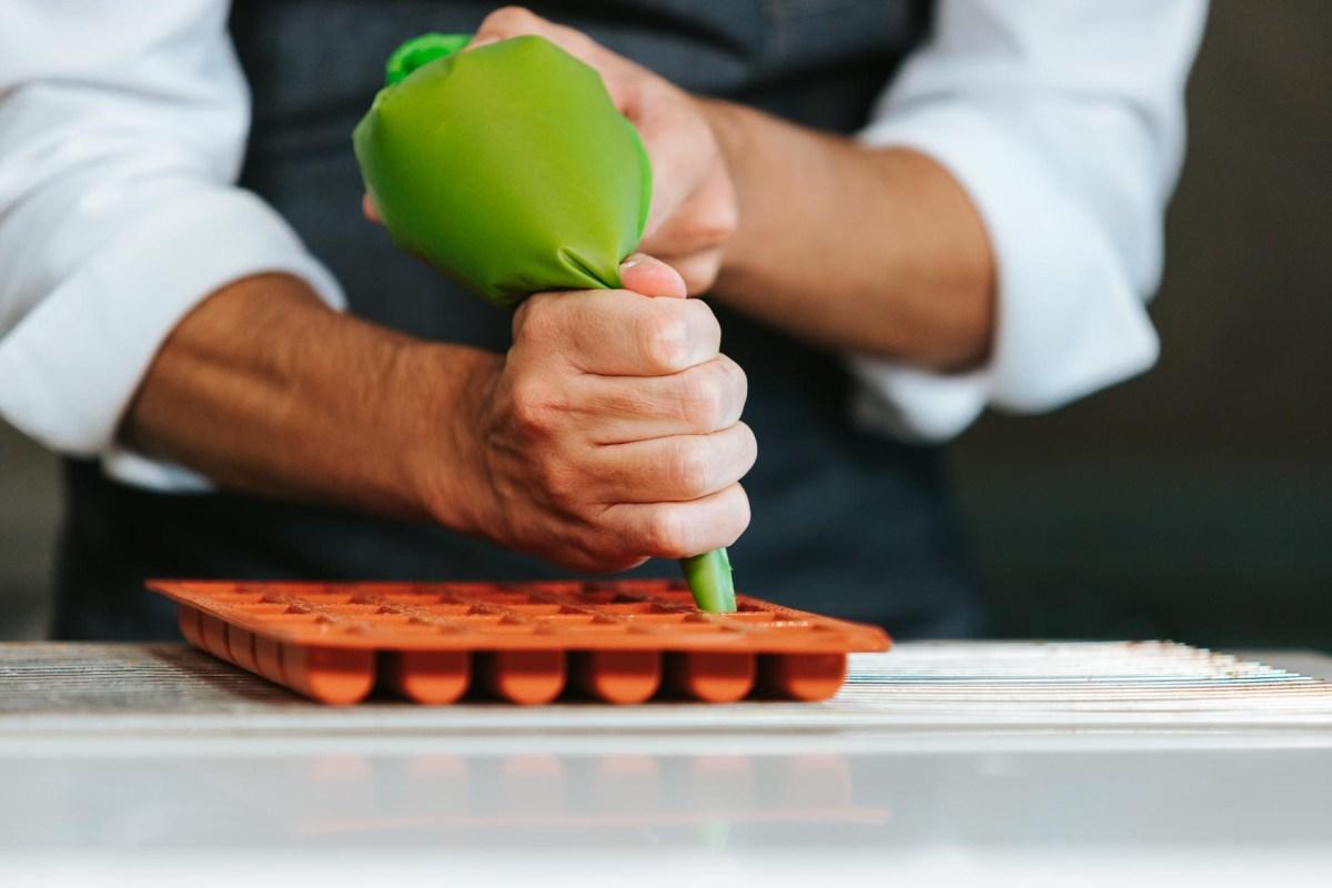 Cómo usar correctamente la manga pastelera