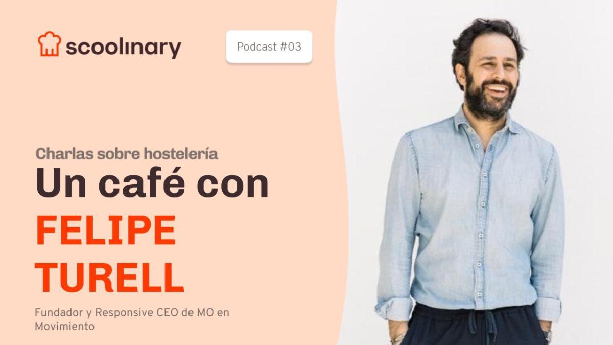 Un café con Felipe Turell, aprende sobre inclusión y sostenibilidad