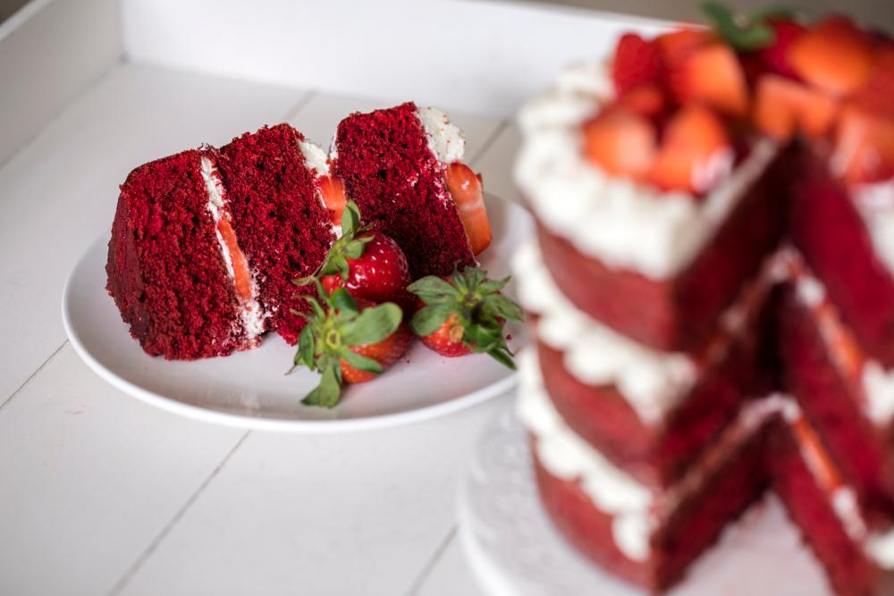 La pastelería americana
