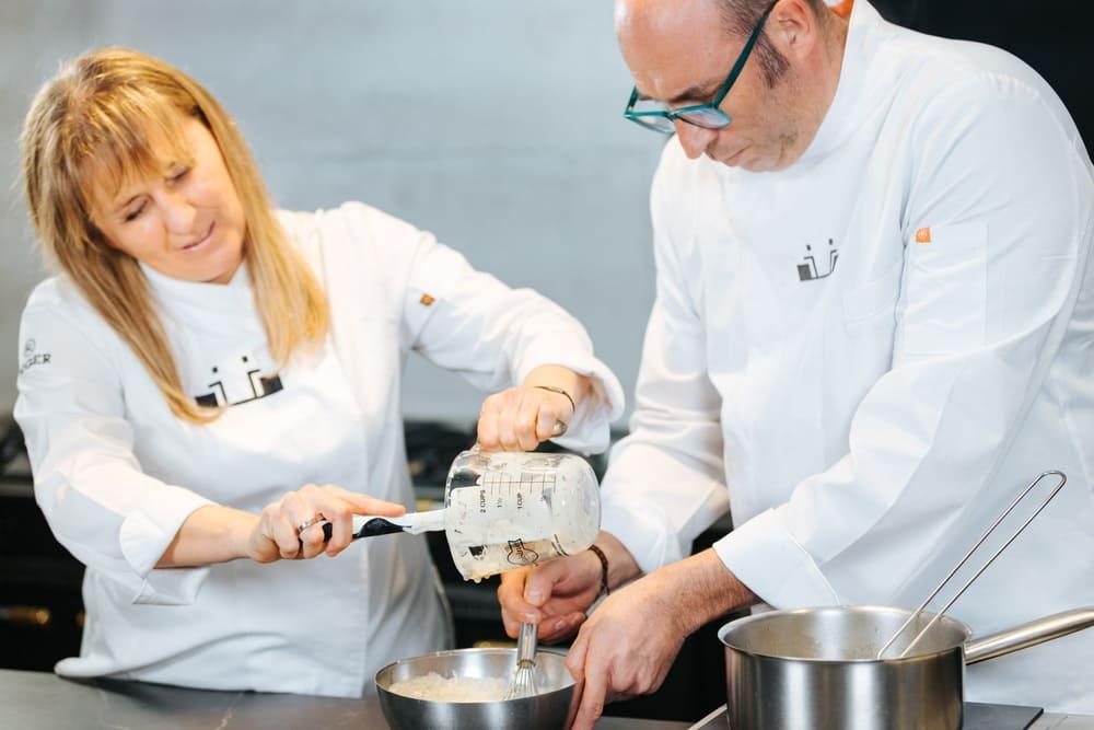 Conoce a Yolanda León, Juanjo Pérez, profesores del Curso Cocina con Setas y Trufas