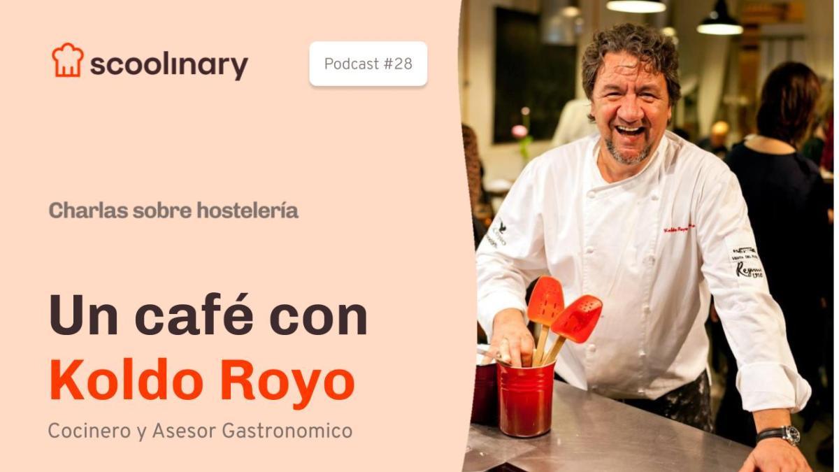 Un café con Koldo Royo: la importancia de elegir bien tus socios de negocio