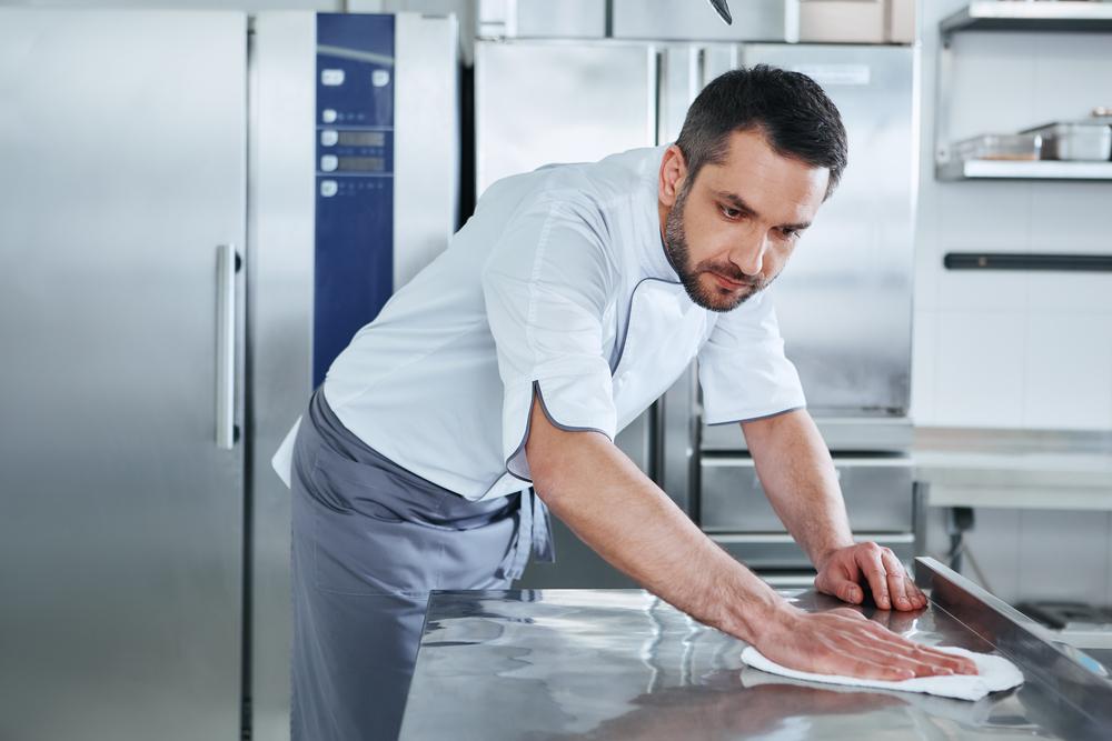 12 consejos para tener la cocina impecable