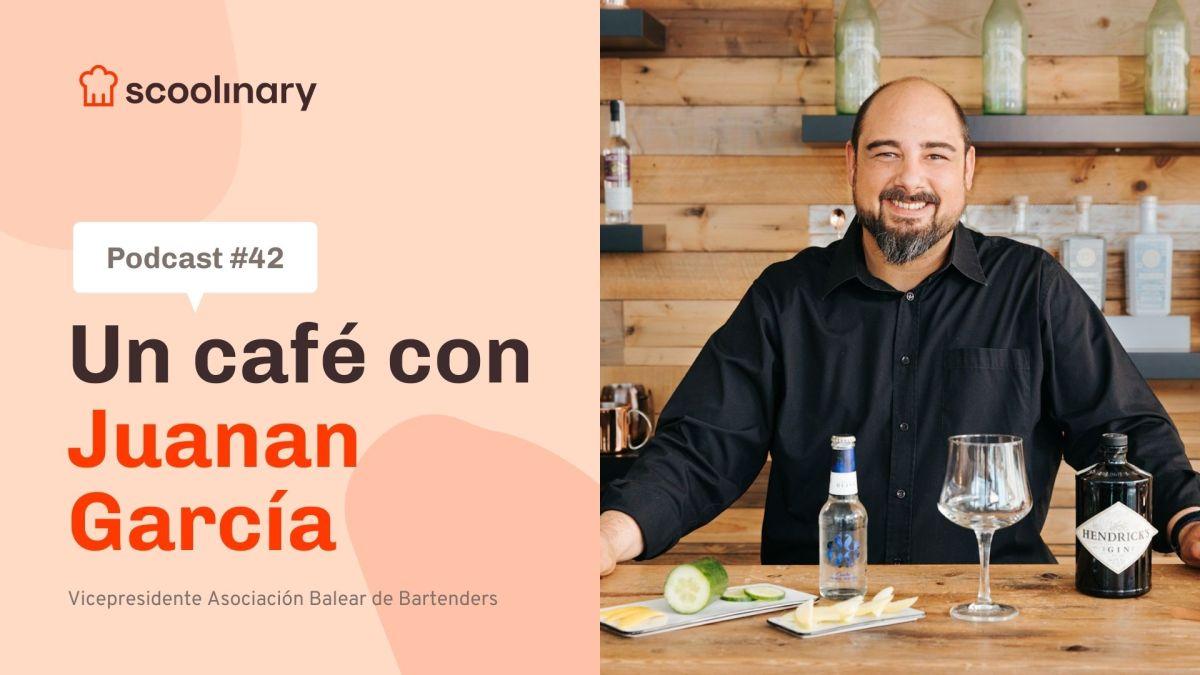 Un Café con  Juan Antonio García – El Gin Tonic, una moda que nace en España y se exporta al mundo