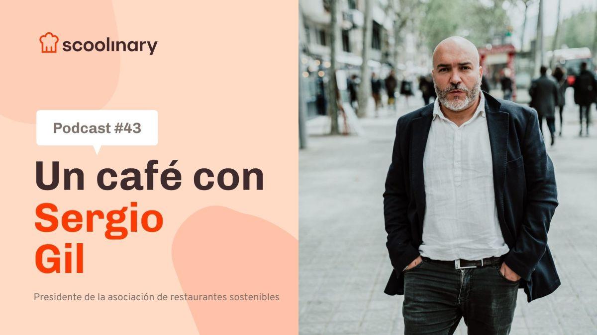 Un café con Sergio Gil, la antropología al servicio de la gastronomía