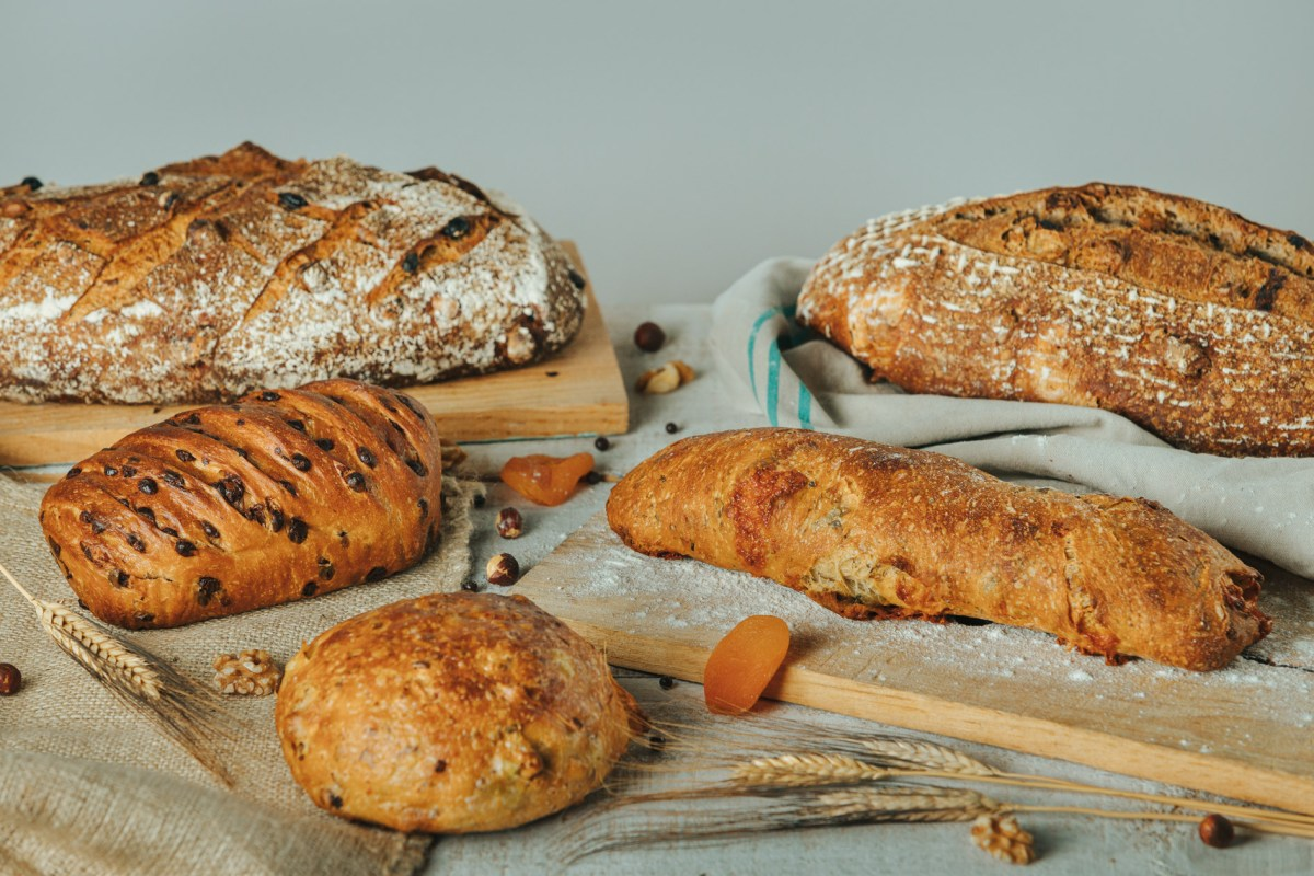 Panes Creativos, las mejores recetas de pan artesano