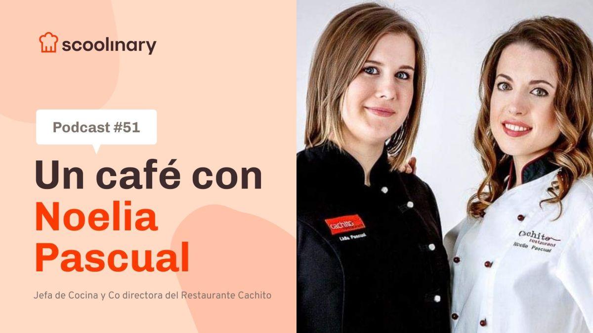 Un café con Noelia Pascual – Un negocio familiar de éxito tras 86 años funcionando