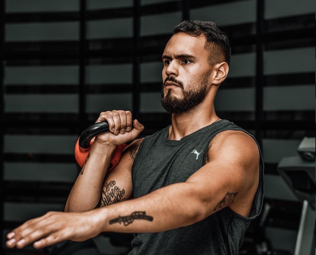 """""""Llegué a pesar 105 kilos"""" Renato Salazar, un health coach, nos habla de su transformación"""