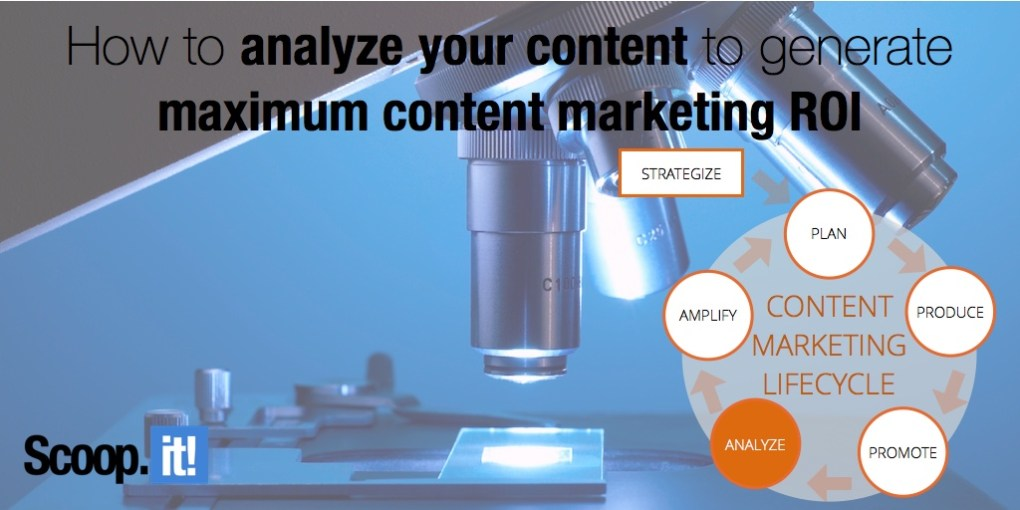 Howto Produce a Content Analysis Report