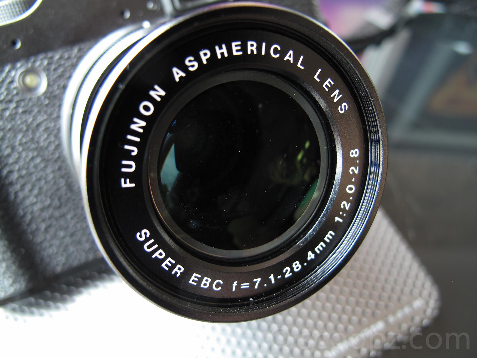 Fuji X10 Problem With Dust Inside Lens Units Scoopz