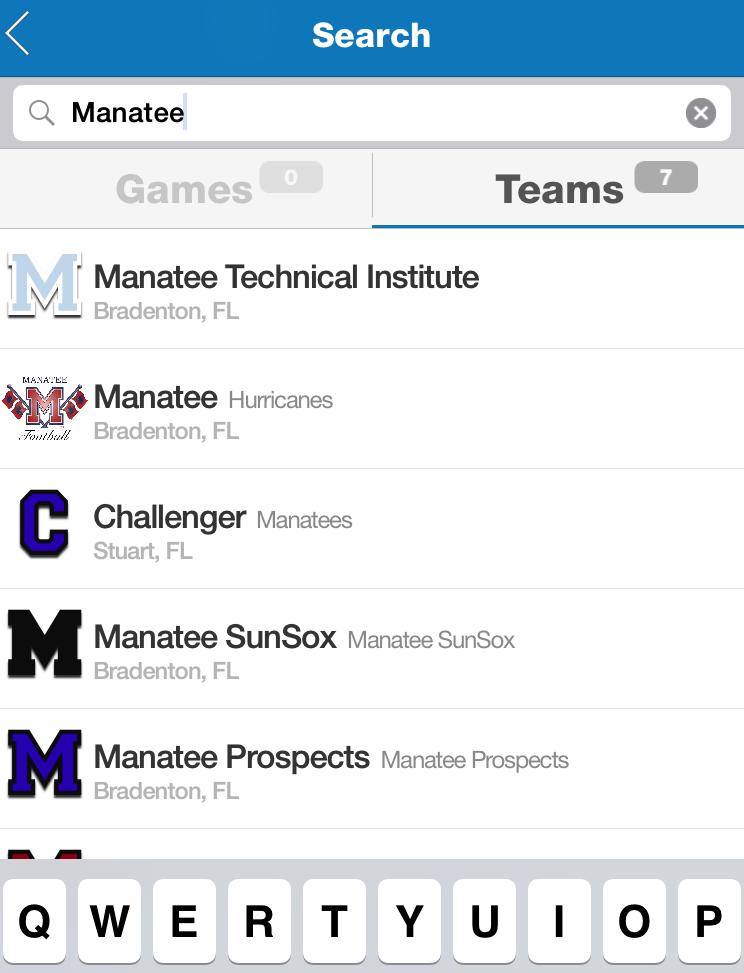 app-teamsearch manatee
