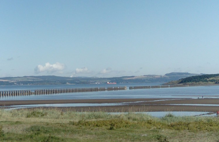 Cramond seafront - things to do in Edinburgh