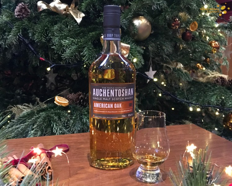 Auchentoshan American Oak - the Scotch Whisky Experience blog
