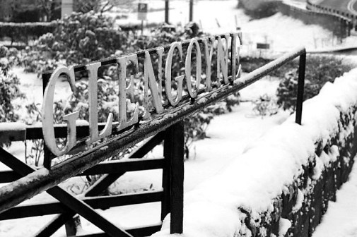 GGN Sign Snowing 2