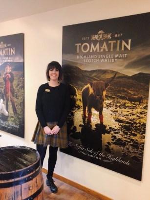 Tomatin - Louise Taylor