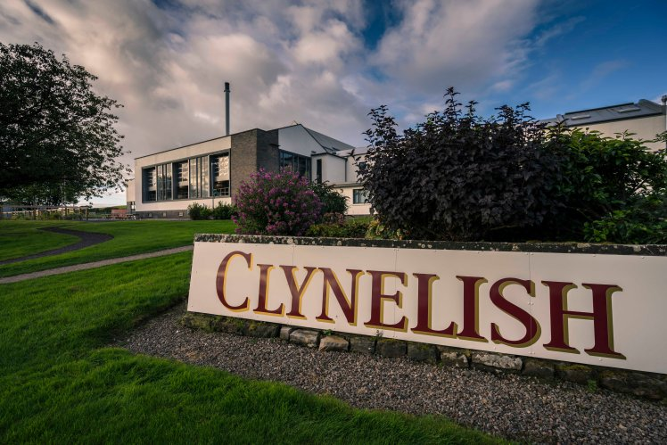 Clynelish Distillery (credit and copyright: Diageo)