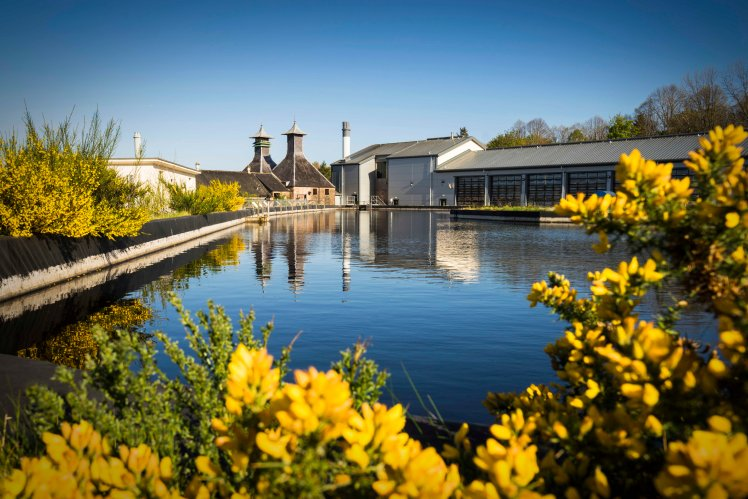 Glen Ord Distillery (Credit and copyright: Diageo)