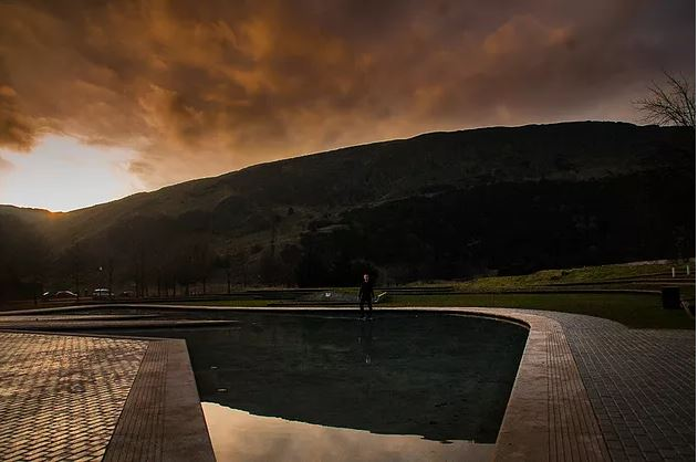Holyrood (credit and copywright: Andrew Palmer)