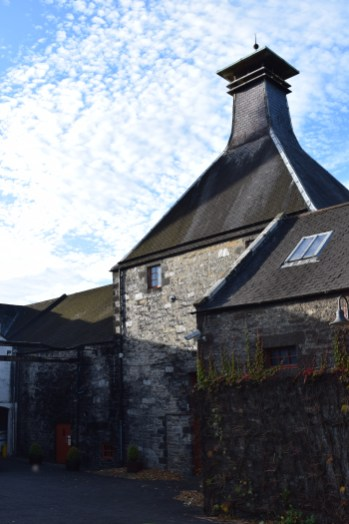 Aberfeldy distillery (credit and copyright: Rosie Willmot)