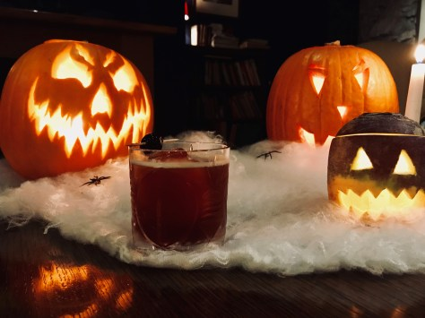 Halloween and whisky at Royal Lochnagar (credit and copyright: Diageo)