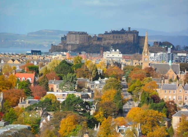 Blackford Hill, Edinburgh (credit and copyright: prettylittleworld_87)