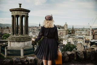 Exploring vintage places to go in Edinburgh
