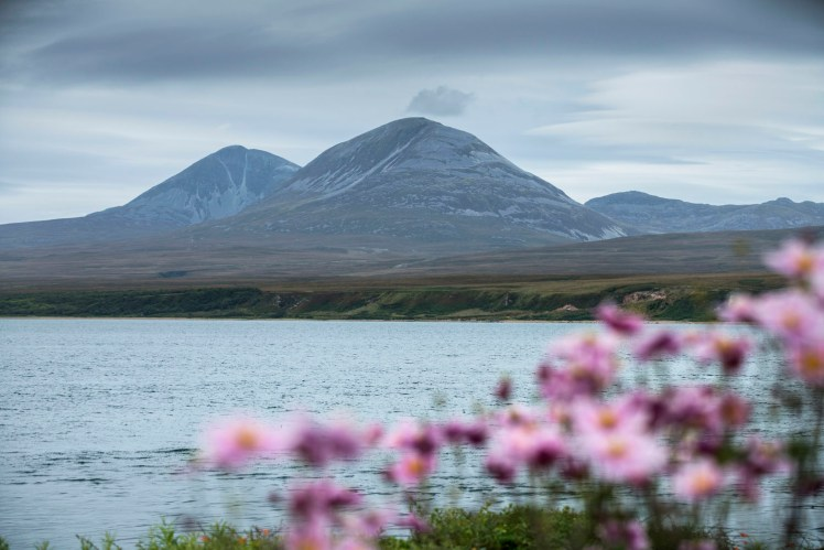 Caol Ila view (credit and copyright: Caol Ila Distillery)
