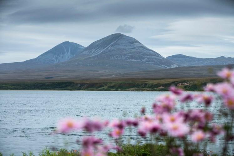 Caol Ila view (credit and copyright: Caol Ila Distillery)