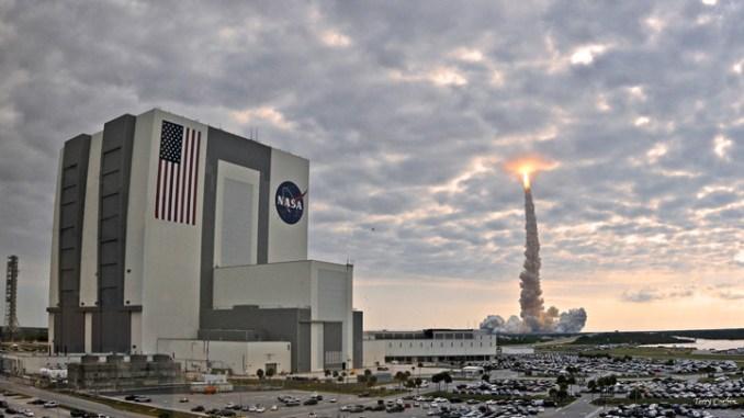 How Space Shuttle Endeavour Can Launch Your Scouts Toward Robotics
