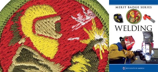 Check out Welding merit badge requirements launch info video – Robotics Merit Badge Worksheet