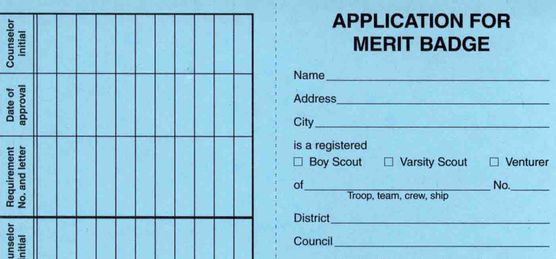 camping merit badge book pdf
