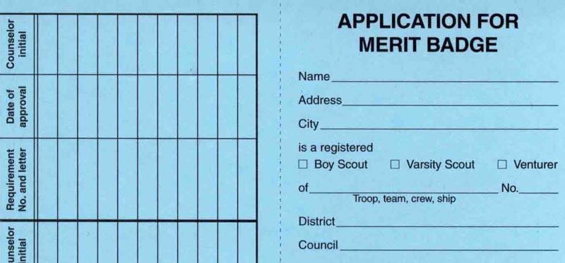 camping merit badge book pdf
