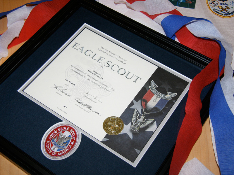 Eagle Scout gifts: Are they appropriate? If so, what should you give?