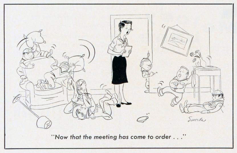 Cartoon-1962-Order