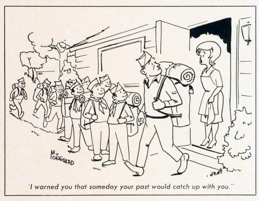 Cartoon-1966-Past