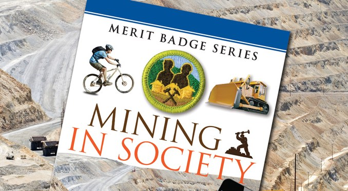 Mining in Society merit badge requirements released Bryan on – Cycling Merit Badge Worksheet