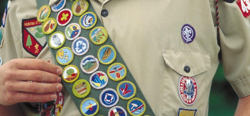 Collections Merit Badge Worksheet – Webelos Athlete Worksheet