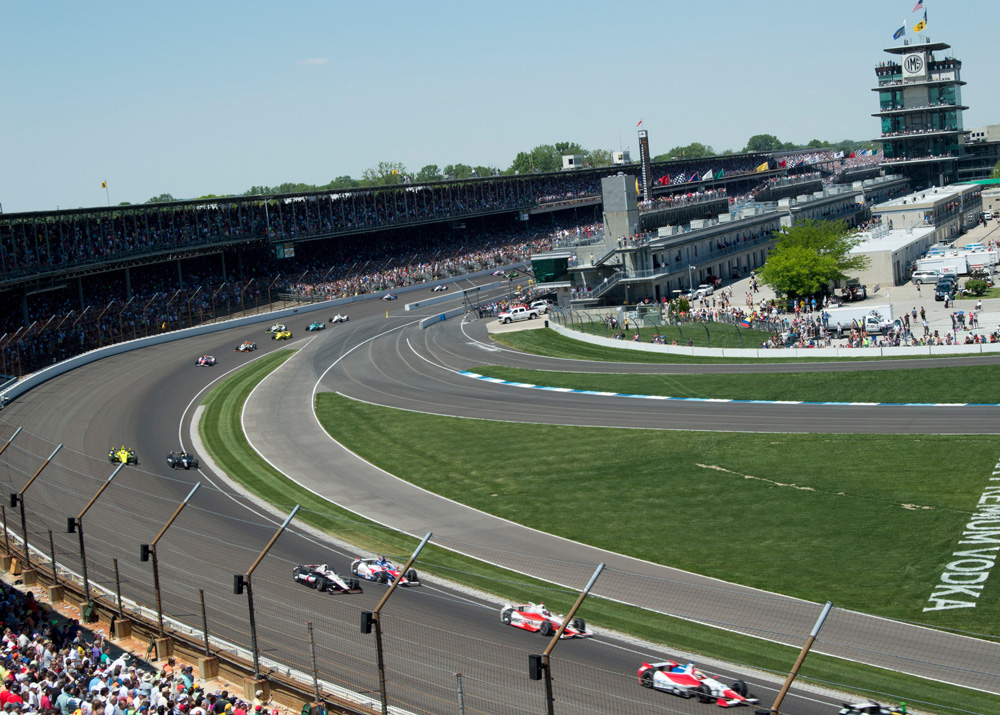The Indianapolis 500 Race