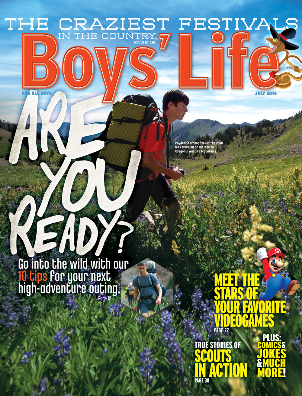 how your pack and troop can get the most out of boys life
