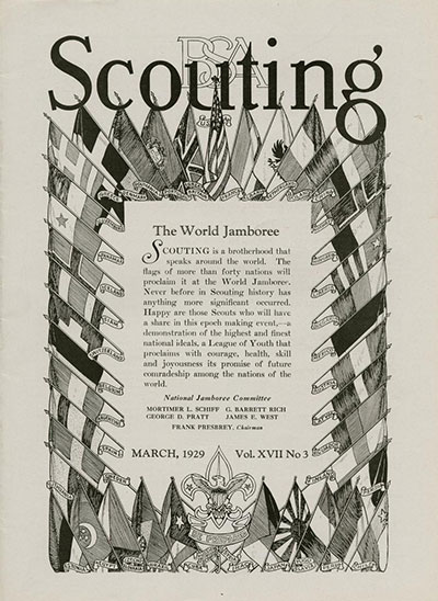 World Jamboree 1929