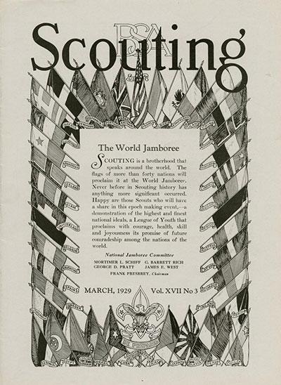 World Jamboree 1929