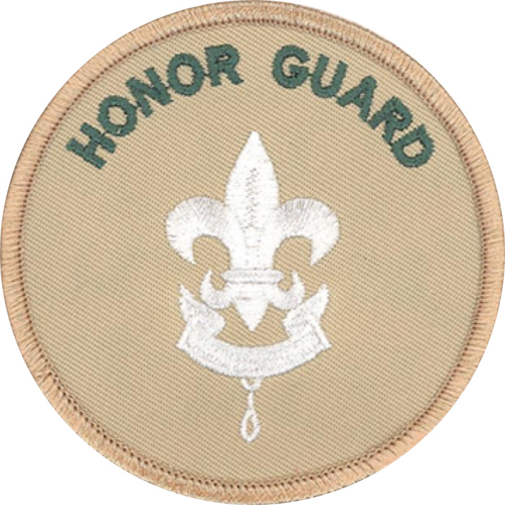 Bsa Adds Honor Guard Patch For Boy Scouts
