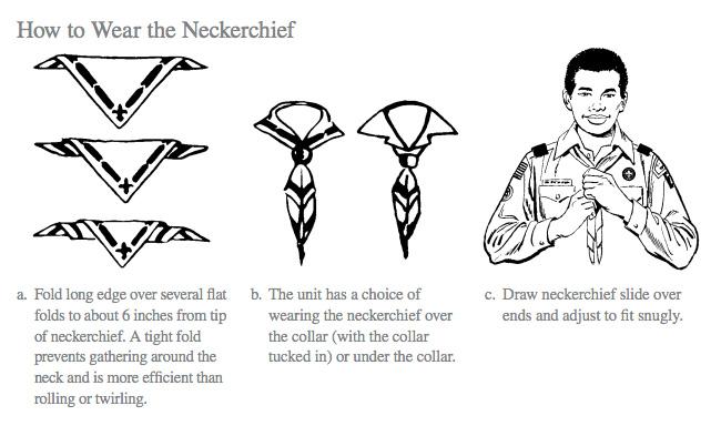 how-to-wear-neckerchief