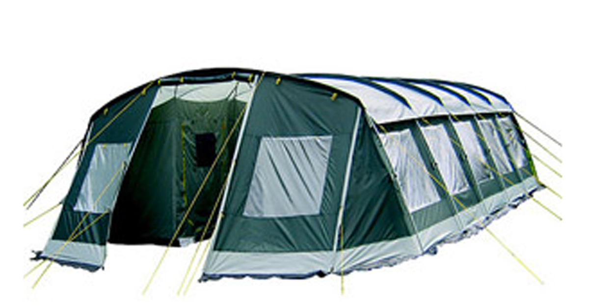 May ...  sc 1 st  Bryan on Scouting - Scouting magazine & Boysu0027 Life post about 20-person 10-room tent goes viral