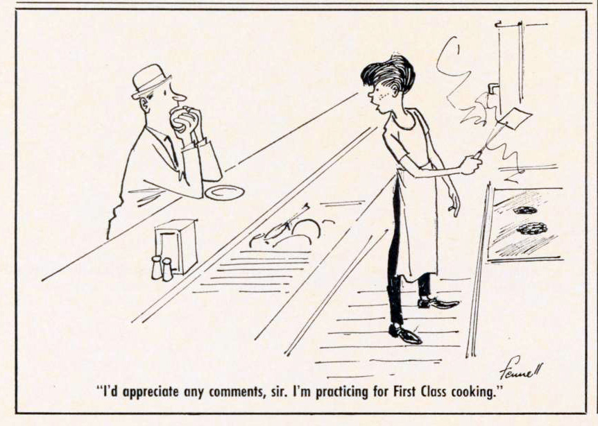 Cartoon-1968-First-Class-Cooking