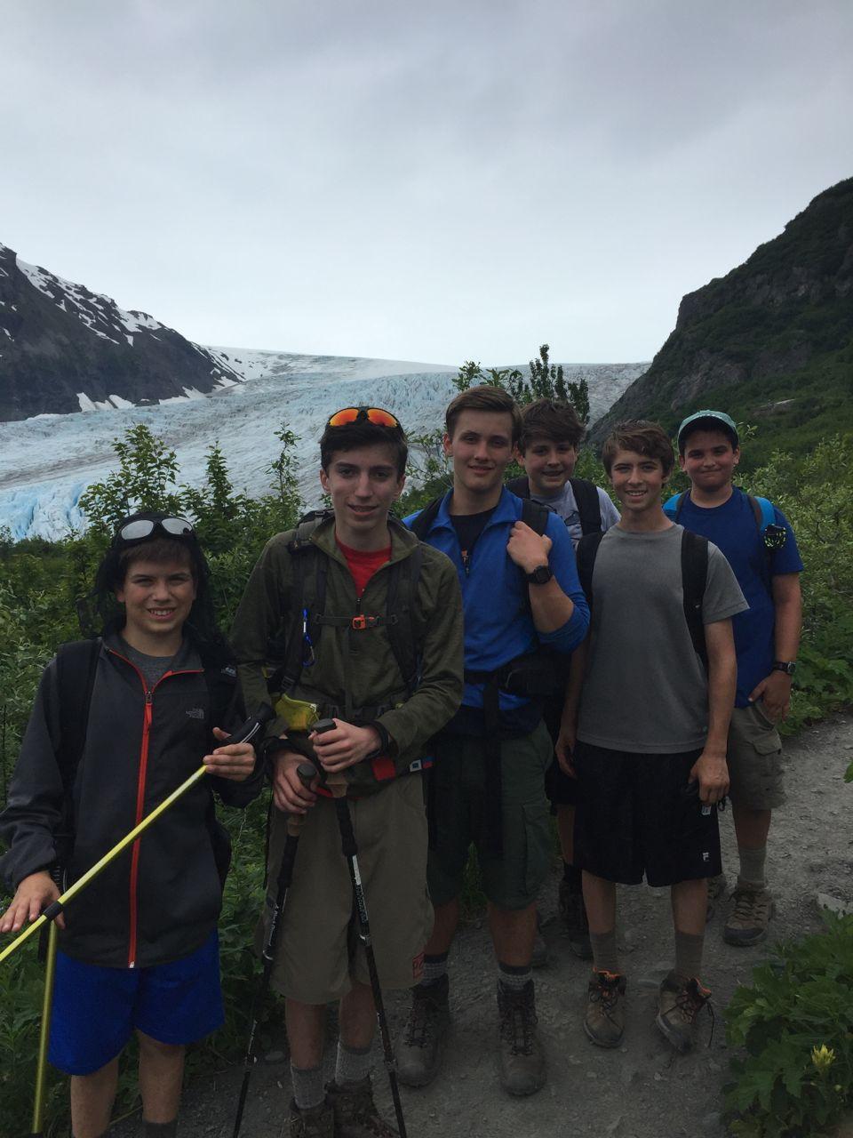 Day 5 Exit Glacier Hike_s
