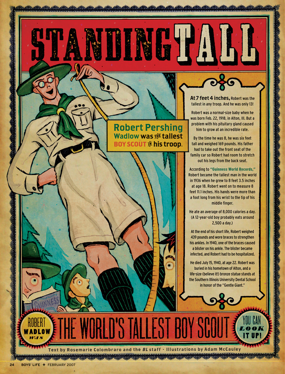 World's-Tallest-Boy-Scout