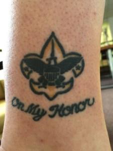 BSA-tattoo-On-My-Honor